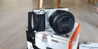 Sony A6000 & Sony 35mm f1.8