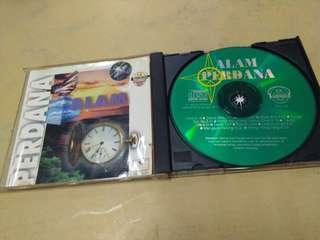 Cd perdana - alam 1995