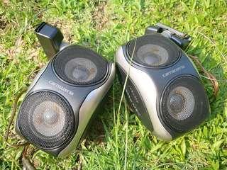 carrozzeria Satelite Speaker TS-STX7 aka Carroz Burung Hantu