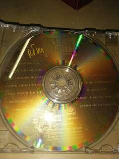 Cd iklim emas selamanya gold disc