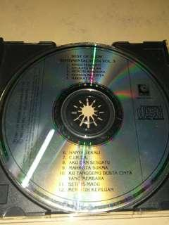 Cd best of alow sentimental rock 1991