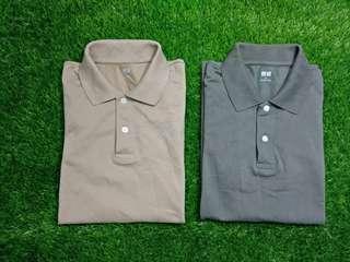 Uniqlo Polo Shirt combo