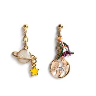 [PO] Uzzlang Little prince earring