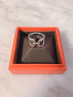 💥型 Hermes 925 Ring