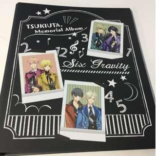 Tsukiuta Pasha Idol Card Album