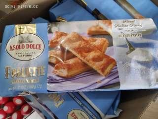 Asolo Dolce Fogliette Puff Pastry 700 grams