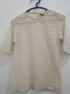 Tshirt lace by remix