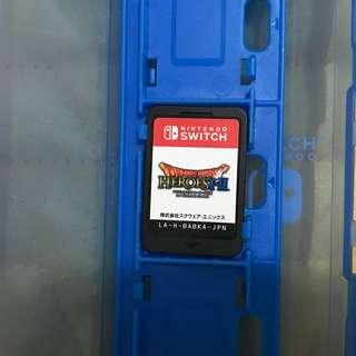 Switch 勇者鬥惡龍 英雄集結 1・2 日文版