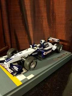 Die Cast F1 Hot Wheels