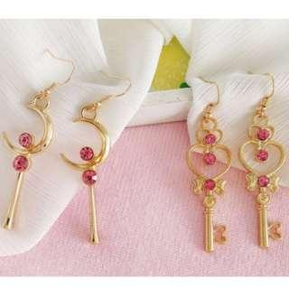 [PO] Sailor Moon Earrings