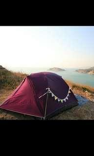 Luxe Astron 2+ Tent 2peoples