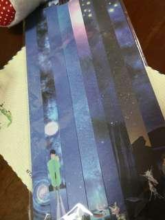 Unique star papers