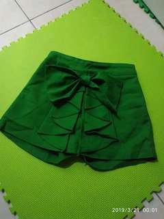Celana rok skort anak perempuan