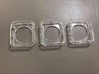 Apple watch 保護套 case 全新 38mm watch 1,2,3