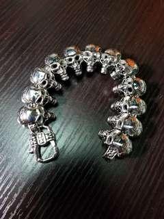 粗身重鋼手鏈Men Bracelet