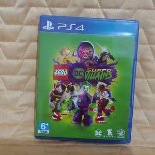 PS4 LEGO DC Super-Villains《樂高DC超級反派》中英文版