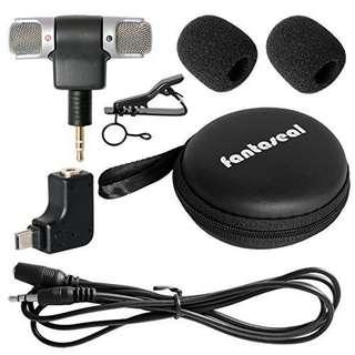 Stereo Microphone Kit