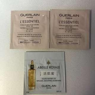 Guerlain Sample 3件
