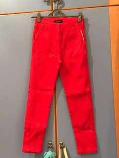🚚 ohsofickle M Red Pants