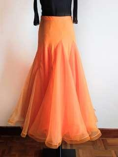 🚚 Latin / Ballroom Dance Skirt - Tulle