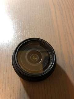 Panasonic LUMIX 14mm 2.5 Len for M43