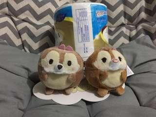 Chip & Dale Ufufy