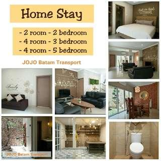 Batam Home Stay - Guest House