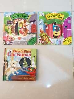 Children pictures book