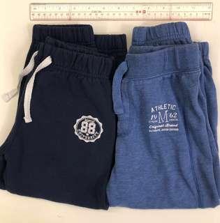 男童棉質運動褲