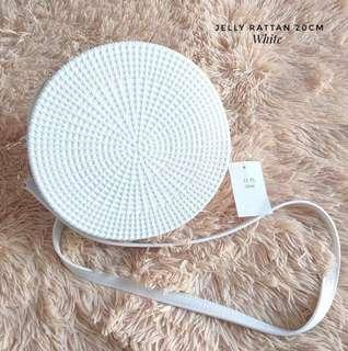 Jelly Rattan Bags