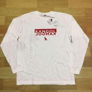 Kangol longsleeve shirt