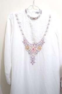 White Tunik India
