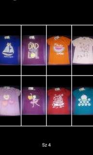 Ekidz for girls size 4