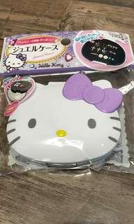 Hello kitty jewel case brand new in pack