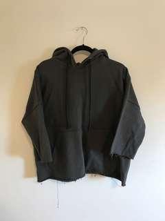 NOUL Dark Grey Hoodie