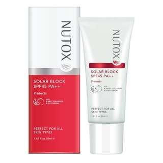 Nutox Solar Protect SPF45PA+++