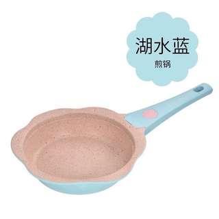 麦饭石不粘锅(宝宝辅食专用锅)