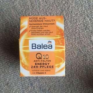 德國dm Balea Q10 抗皺滋潤面霜(24小時全日適用)50ml