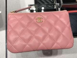Chanel 2019 最新 散紙包 櫻花🌸粉色