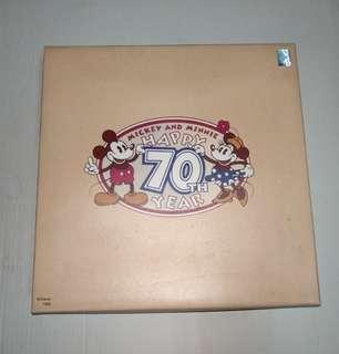 🚚 Disney米奇米妮紀念盤
