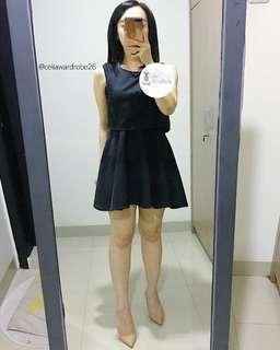 MPB - 02 MINI DRESS HYORI IMPORT KOREA, PREMIUM QUALITY