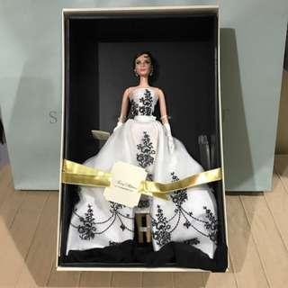 Audrey Hepburn as Sabrina doll