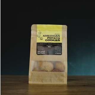 American Potato Cookies 150 gr