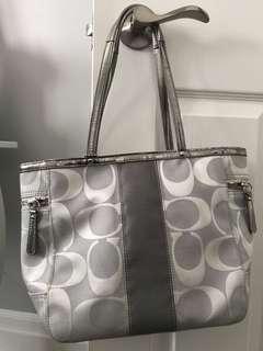 Real coach purse