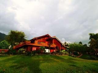 Por Sale Villa Casadelmontana Cisarua Puncsk Bogor