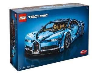 LEGO 42083 Technic 系列 布加迪 Chiron