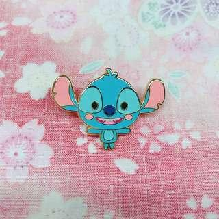 上海 迪士尼襟章 2016 史迪仔 Stitch Disney Pin Limited Release