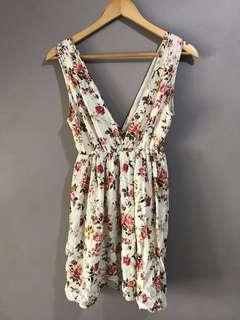 Tango Floral Mini Dress/Top