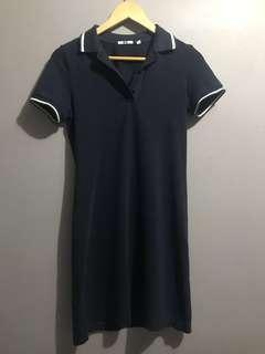 Uniqlo Polo Shirt Dress
