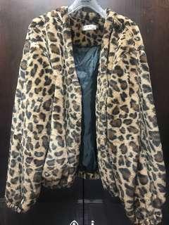 全新 豹紋外套 #半價良品市集